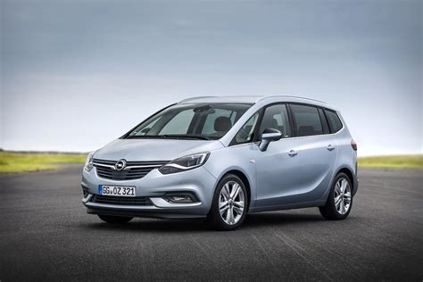 opel zafira we tested the new opel zafira space technology and