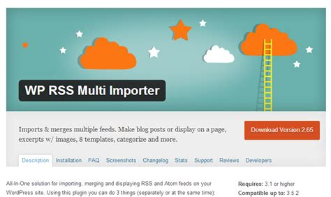 wordpress rss feed template image collections templates