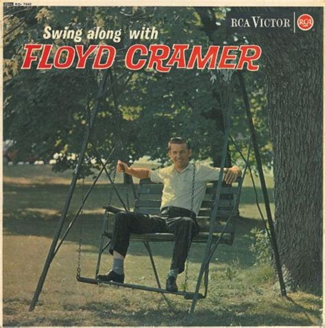 swing record floyd cramer swing along with floyd cramer vinyl record lp