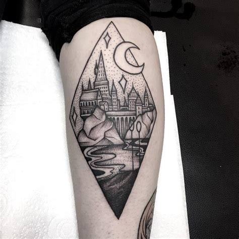 best harry potter tattoos use with big dipper idea big dipper ideas