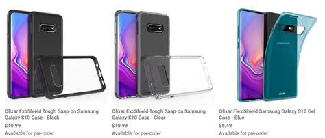 Samsung Galaxy S10 Qualcomm by Le Design Des Samsung Galaxy S10 Huawei P30 Et Huawei P30 Pro Fuite Ere Num 233 Rique