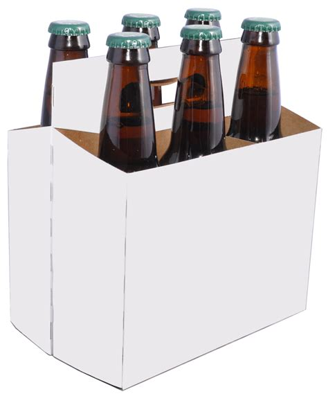 six pack carrier template packaging 6 pack carrier design template t