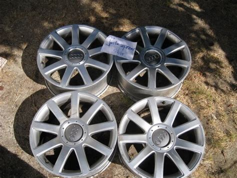 Audi S Line Wheel by 18x7 5 Oem Audi Tt S Line Wheels Audiforums