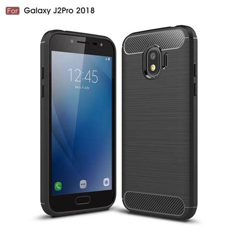 Sticker Carbon Transparan Samsung J2 Prime shockproof phone for samsung galaxy j2 pro 2018 j2pro 2018 5 0 quot carbon fiber tpu drawing