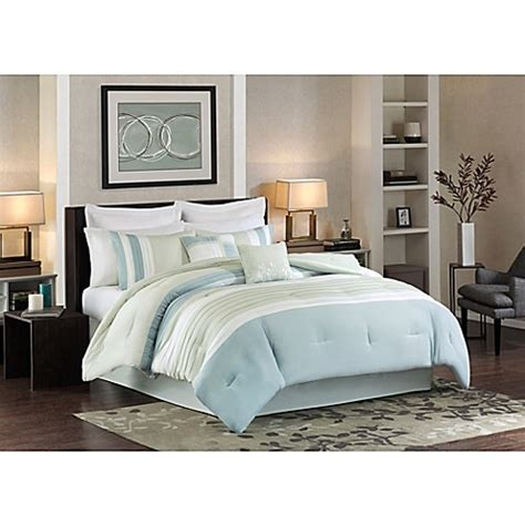 bed bath and beyond cool springs beechwood 8 piece comforter set bed bath beyond