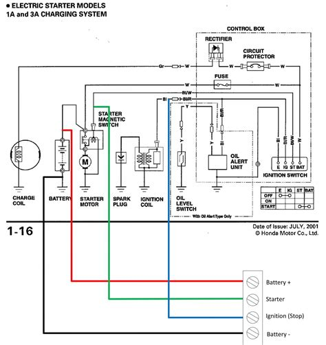 honda gx390 coil wiring diagram wiring diagram