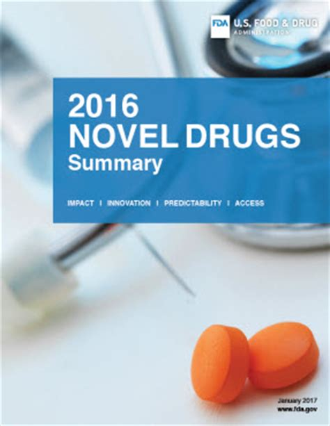 drugs new year novel approvals for 2016