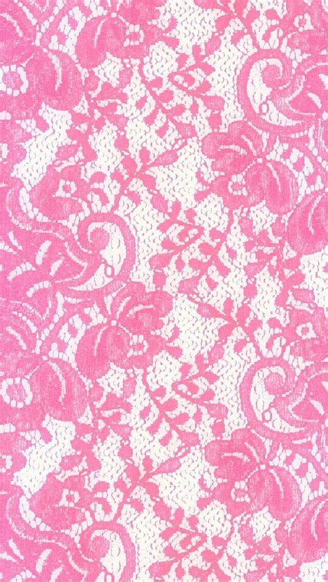 lace wallpaper pinterest bright pink lace iphone wallpaper color glitter