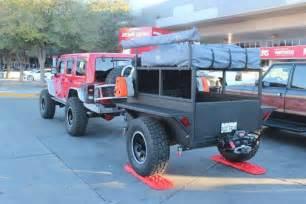 jeep wrangler cing diy trailer ideas