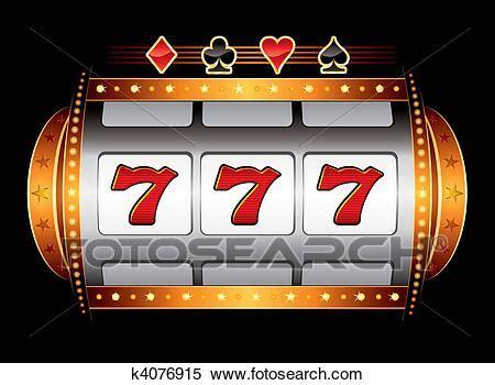clipart  casino machine  search clip art