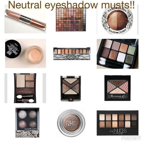 N Au Naturel 10 Pan Eyeshadow Palette 753a Bnb 621 best makeup drugstore images on