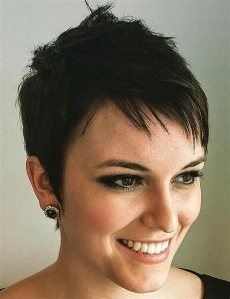 brunette pixie hairstyles 60 cute short pixie haircuts femininity and practicality