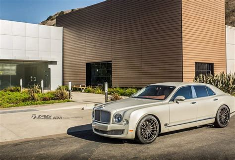 bentley mulsanne custom bentley mulsanne custom wheels adv 1 15 mv2 sl 22x10 0 et