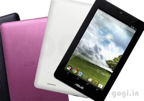 Tablet Asus Memo Pad Me 172 V asus memo pad me172v tablet launched for 149