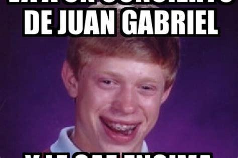 Juan Gabriel Meme - memes las divertidas im 225 genes para festejar el cumplea 241 os