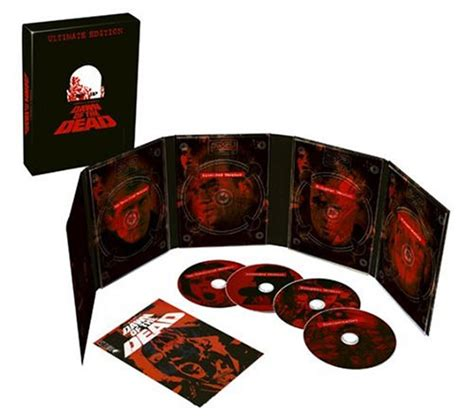Of The Dead 2004 Dvd Collection Koleksi cinema slayer box set itis of the dead ultimate edition