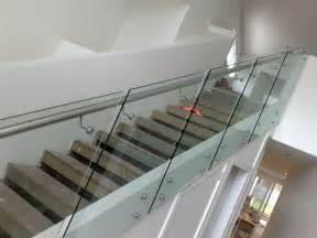 glass balustrade handrail total trade balustrading glass constructions