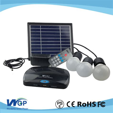 Otech Led L Portable Solar Light 1 3w africa outdoor solar bulb indoor 3w led lights with 3w solar panel purchasing souring
