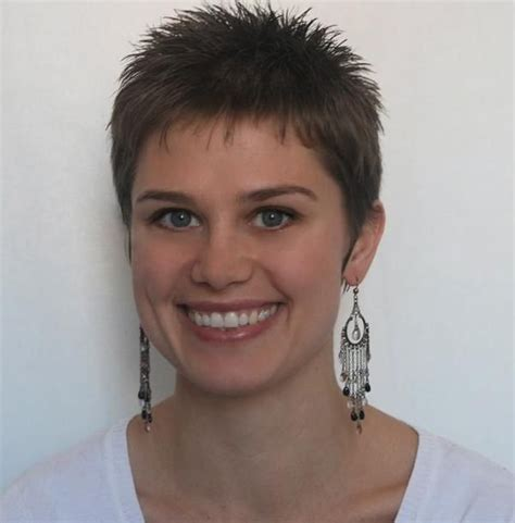cute spikey hair cuts for women over 50 short spiky haircut in haircuts by it s all about me