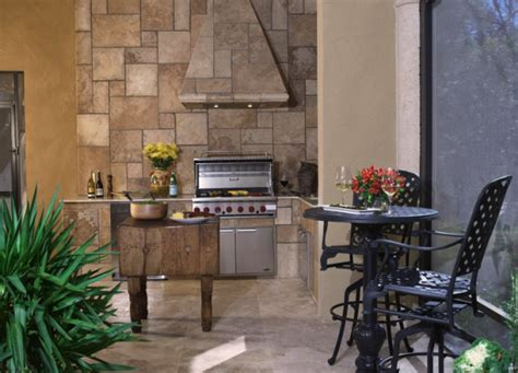 summer kitchen ideas set a summer kitchen amenities on your outdoor patio kitchen design ideas