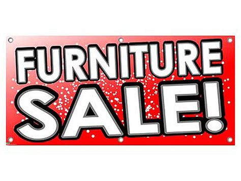 Furniture Sale Furniture Sale With Dots Business Store Sign Banner