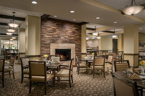 independent and assisted living projects warner design