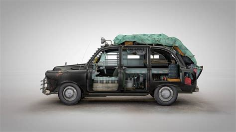 survival car how would you kit out a survival vehicle donal o