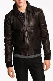 Harga Jaket Kulit Pria Bogor Jawa Barat jual jaket kulit pria murah asli garut jawa barat
