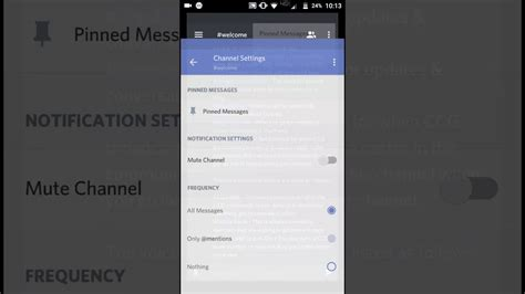 discord notifications not working discord how to mute individual servers on mobile youtube