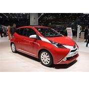 New Toyota Aygo Debuts  Auto Express