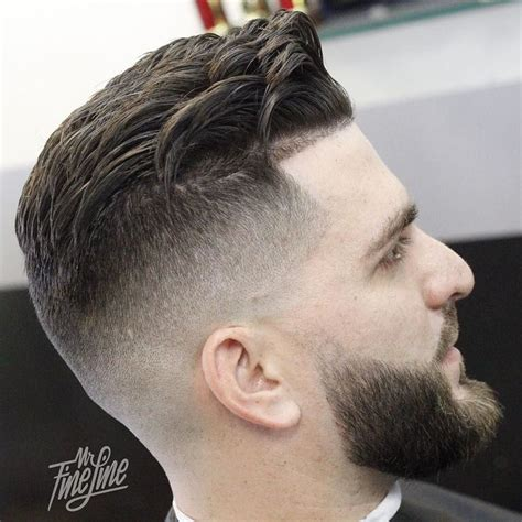 medium fade length best ideas about fili hairstyle beards hairstyle and