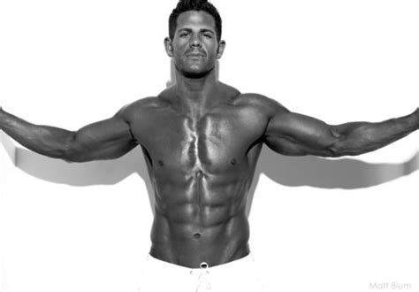 male muscle specimens eric turner fitness model trainer and one hell of a