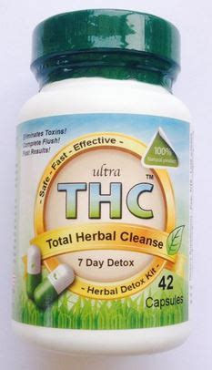 Best Marijuana Detox Reviews by Thc Total Herbal Cleanse Review Detox Marijuana Fast