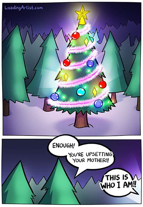 10 of the funniest christmas comics ever bored panda