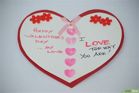 how to make an awesome valentines day card 3 formas de hacer tarjetas para san valent 237 n wikihow