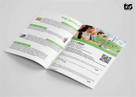 2 fold brochure template psd free psd bi fold brochure template