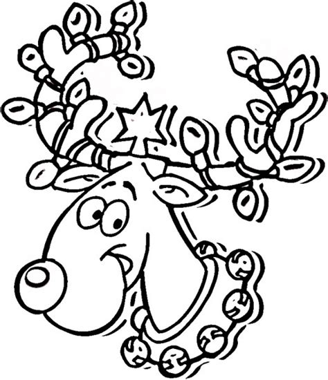 christmas lights coloring pages printable christmas light bulb coloring pages printable free