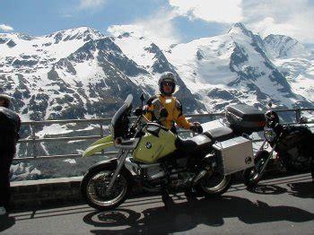 Motorrad Kr Mmer Biegen gro 223 glockner fronleichnam 2002