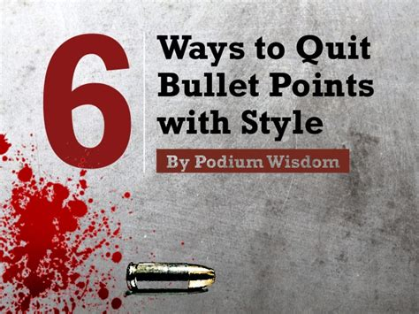 Tips For Home Design Game 6 ways to quit bullet points with style