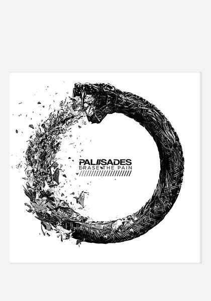 Palisades-Erase The Pain CD With Autographed Booklets