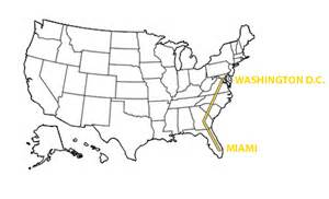 us map showing washington dc fiu perform d ance house competition
