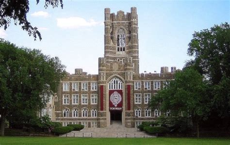 Fordham Mba Cost by Keating
