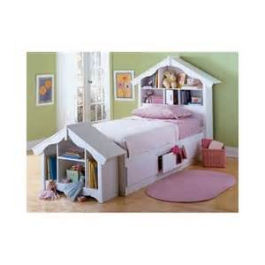 Doll House Bunk Bed Dollhouse Headboard Storage Bed Size