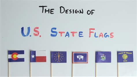 state pattern youtube the design of u s state flags youtube