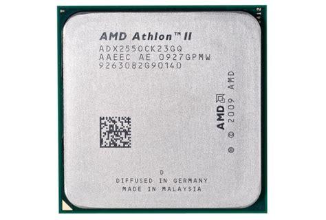 Processor Amd Athlon Ii X2 255 3 1ghz amd athlon ii x2 255 cena opinie cechy dane techniczne