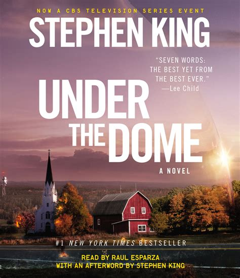 The Dome A Novel By Stephen King Ebooke Book the dome audiobook on cd by stephen king raul esparza official publisher page simon