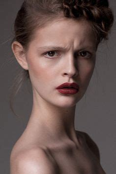 pictures of models with unusual face shapes aliens on pinterest gemma ward vanessa paradis and