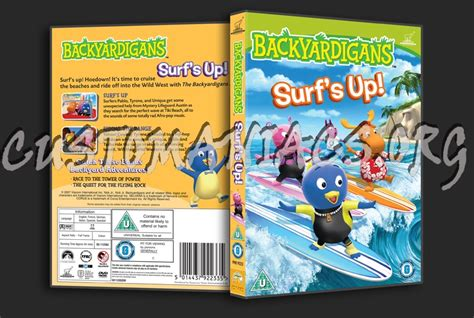 Backyardigans Surf S Up Dvd Forum Tv Show Scanned Covers Page 169 Dvd Covers