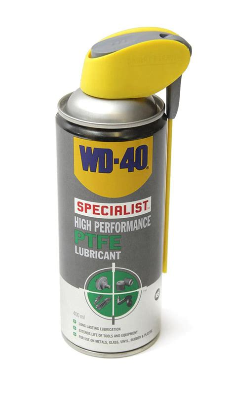 review wd40 specialist high performance ptfe lubricant
