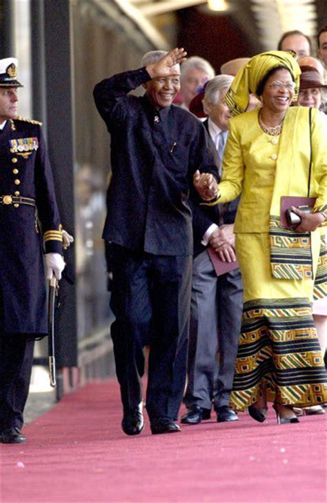 Nelson Mandela spends birthday and wedding anniversary